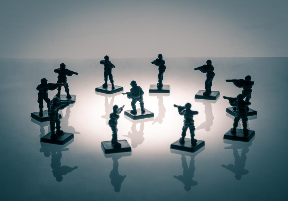 身の丈にあったネット集客 局所のゲリラ戦が有効