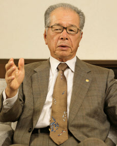 大和ハウス工業の樋口会長の講演に参加しました