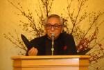 これは聞いてよかった、倉本聰氏の講演 スピーチは「構成」と「表現力」で決まる!